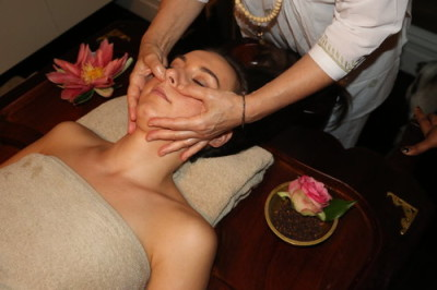 Marma Facial Massage